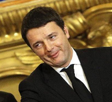 renzi Mr. Bean